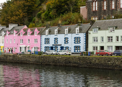 Portree Cottages - Portree Harbour